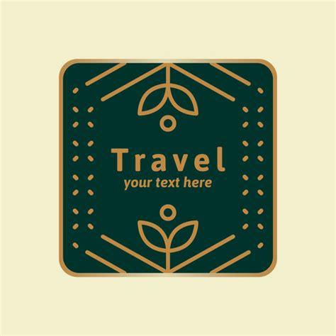 green logo design vector