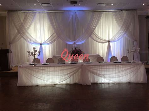 Le Dome Banquet Hall   Queen Wedding Decor