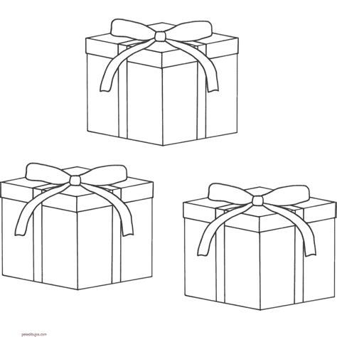 imagenes de navidad para colorear regalos dibujos de regalos para colorear