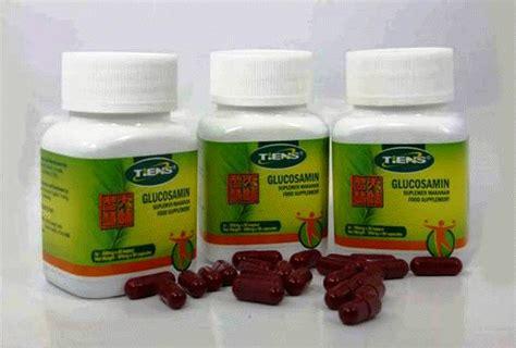 Suplemen Glukosamin Obat Herbal Herbal Tulang Keropos