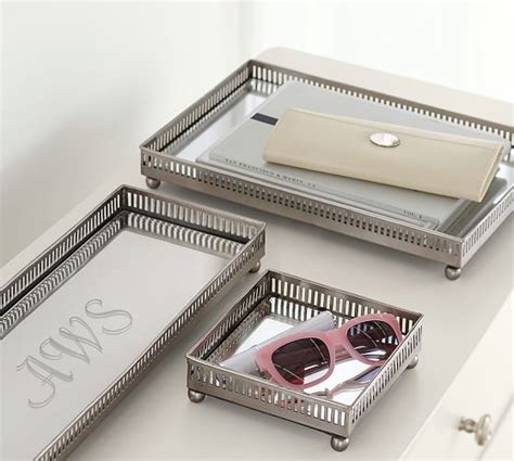 Mirrored Trays For Dressers by Mirrored Dresser Tray Bestdressers 2017