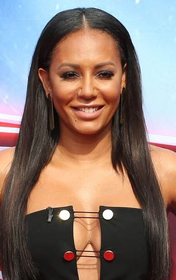 mel b hairstyles hairstyles mel b long straight hairstyle