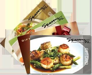 Seasons 52 Gift Card - seasons 52 gift cards wish list products i love pinterest