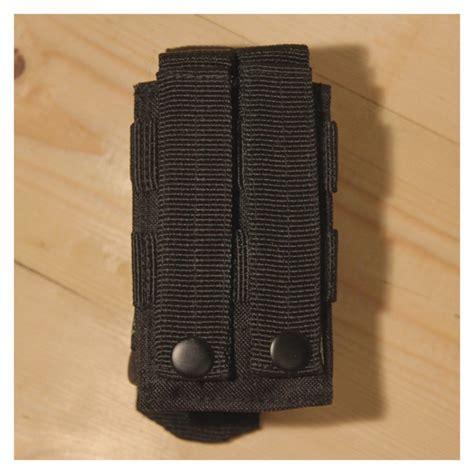 molle pouches black molle grenade pouch black iron site airsoft shop