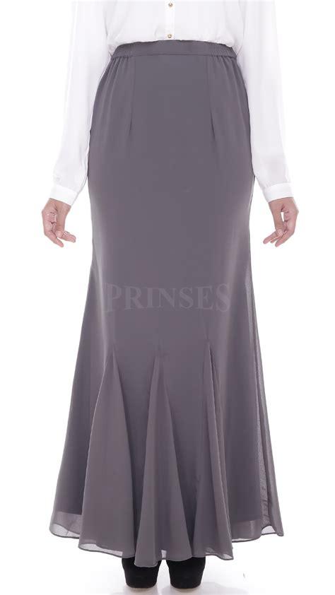 Godet Skirt godet skirt grey prinses