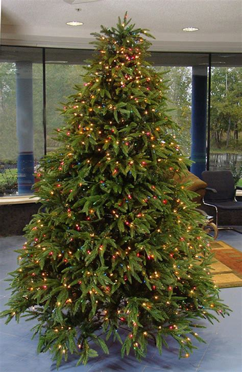 simplicitree christmas tree pre lit decorated tree w remote billingsblessingbags org