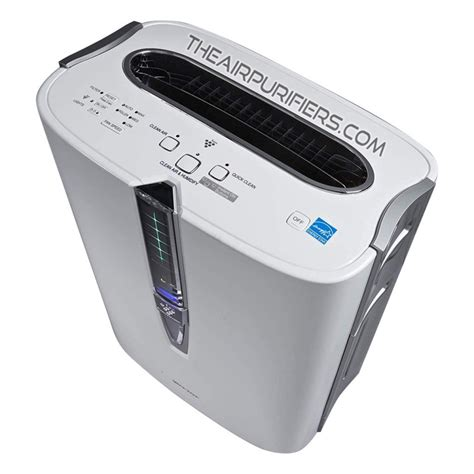 sharp kc 860u kc860u air purifier humidifier