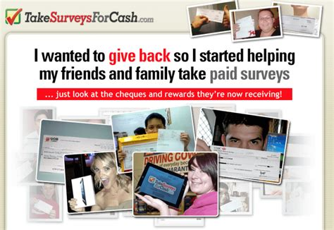 Online Surveys For Cash Reviews - take surveys for cash review what is special about this one the opportunity scout