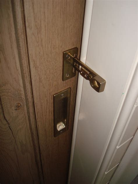 how to lock bedroom door without lock interior barn door locking hardware doors ideas