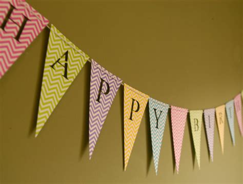 Balloonable Bunting Flag Happy Birthday Pastel happy birthday banner personalized bunting sign by emaliasfancy
