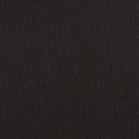 black textured solid drapery and upholstery fabric by the