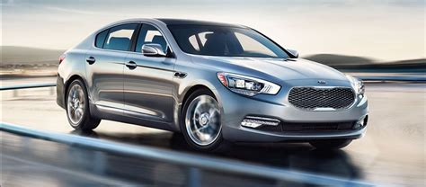 Kia Luxury Brand Kia S Luxury Lineup A Look At Current And Future Offerings