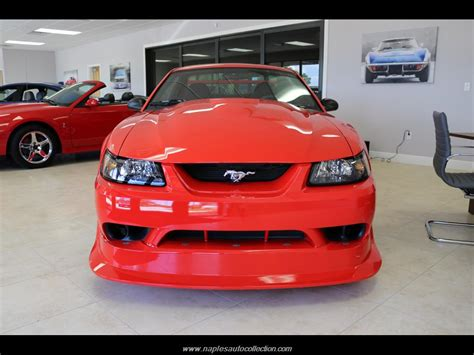 Cobra R Auto by 2000 Ford Mustang Svt Cobra R For Sale In Naples Fl
