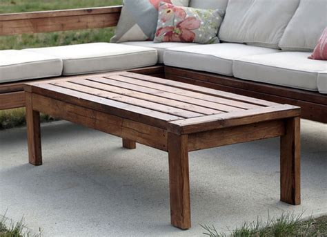 Diy Patio Table 15 Easy Ways To Make Your Own Bob Vila Build Your Own Patio Table