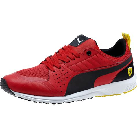 ferrari shoes puma ferrari nightcat pitlane men s shoes