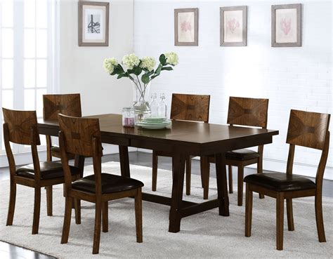 Two Tone Dining Room Sets Gillian Two Tone Dining Room Set D228 10 New Classics