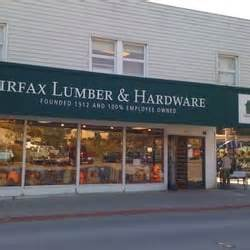 fairfax lumber hardware 41 reviews hardware stores