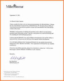 Insurance Referral Letter 4 Recommendation Letter For Employee From Manager Insurance Letter