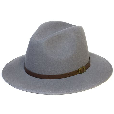 Fedorafashion Hem No 95 1 wool felt handmade fedora hat ebay