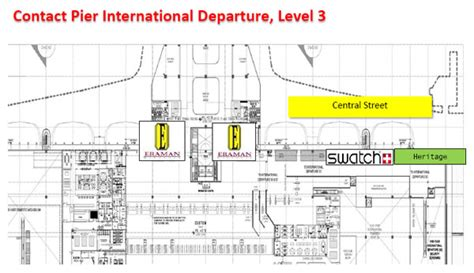 klia airport floor plan powerful mix of local and international operators marks