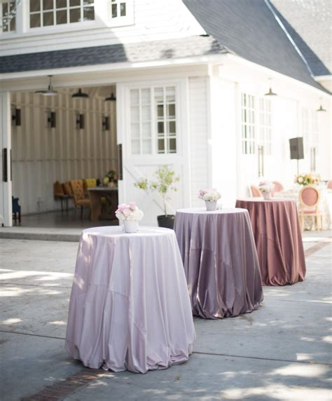la tavola la tavola linen rental velvet pink front
