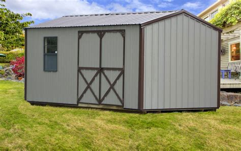 Metal Utility Sheds by Metal Storage Sheds Prices For Ky Tn And Va Buy Outright