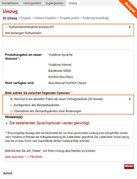 Muster Kündigung Telekom Festnetz Hilfe Umzug Beauftragen Vertrag