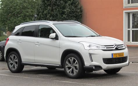 Citroen C4 Aircross by Citro 235 N C4 Aircross Wikiwand