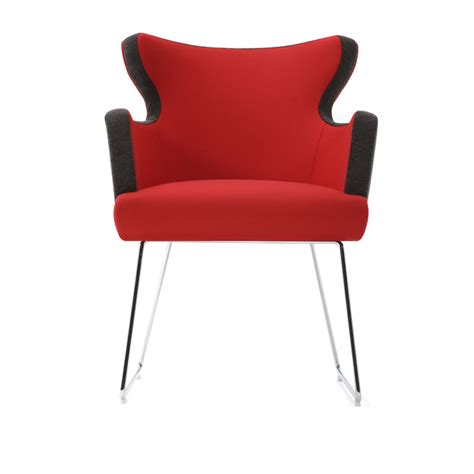 Upright Armchair by Upright Armchair With Wire Frame Knightsbridge