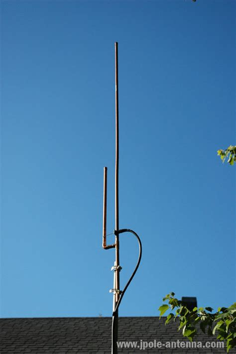 antenna vhf j pole iz0upss jimdopage