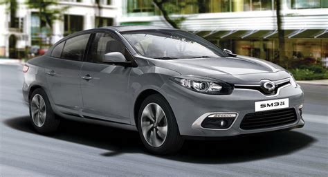 2018 Renault Samsung Sm3 Z E Has A Larger Battery And