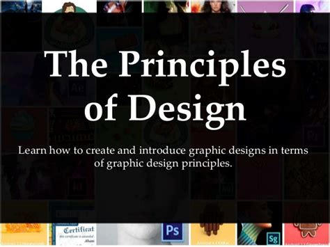 the fundamentals of graphic principles of design graphic design theory