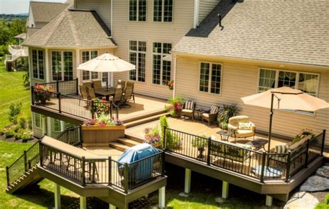 Patio Permits Needed by How To File For A Deck Construction Permit Porch Advice