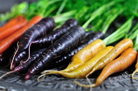 carrot colors find out what different colored carrots taste like