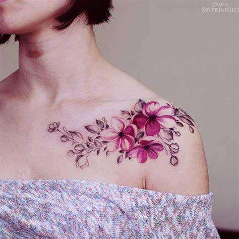 tatuaggi di fiori sul braccio pi 249 di 25 fantastiche idee su tatuaggi di fiori sul