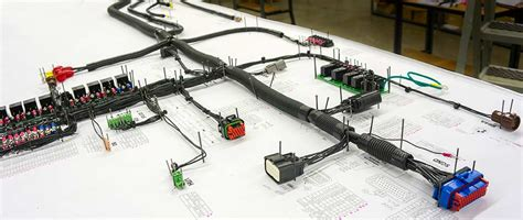 custom wiring harness manufacturing services la crosse wi
