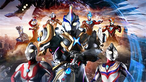 film ultraman max final battle ultraman x and ultraman ginga s movie english dub cast