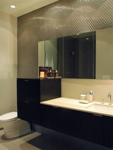 Bathroom Metal Wall by Two Great Bathroom Tile Choices For The
