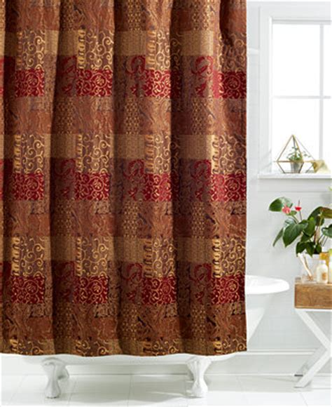 croscill galleria brown shower curtain shower curtains that add stylish color and design to your