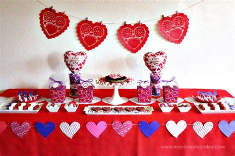 theme names for valentine s day parties easy valentine s day party ideas a to zebra celebrations