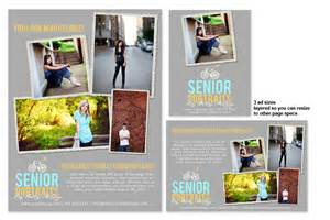 senior ad template 9 best images of yearbook layout templates yearbook page