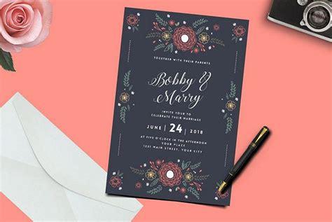 wedding invitation typography inspiration 50 wonderful wedding invitation card design sles design shack