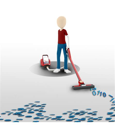 Detox Web Handle by Outsource Data Cleansing Service To India