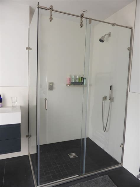 rolling shower door rolling shower door accent rolling shower door home