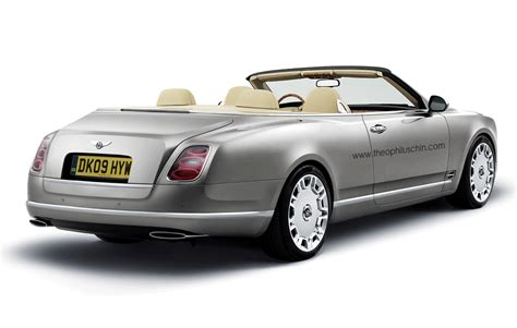 bentley mulsanne convertible impressie de bentley mulsanne convertible autoblog nl