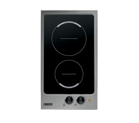 buy zanussi zei3921iba induction hob stainless steel free delivery currys