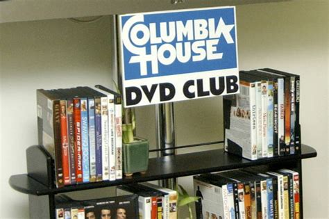 columbia house dvd columbia house brand heads to the auction block wsj