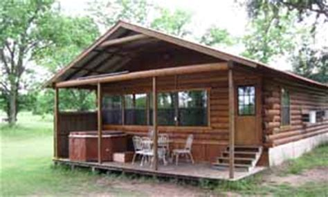 Yellow Top Cabins by Oklahoma S Arbuckle Lake Fishing And Cing