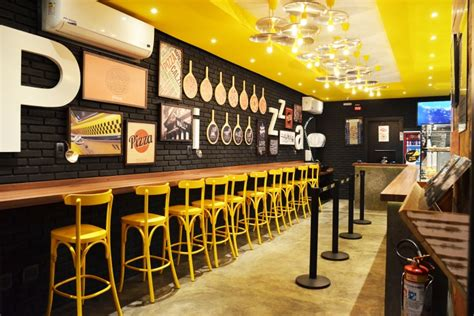 Pizzeria Interior Design Ideas by Pizzeria 187 Retail Design