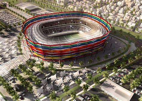 Gamis Top 2022 estadios mundial qatar 2022